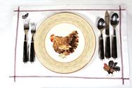 Niderviller Chicken and Cockerel Dinner Service