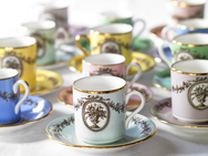 Meltons Bone China Coffee Cups and Mugs