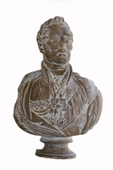 Bust of Duke of Wellington