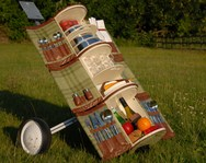 The Gourmet Trotter - Luxury Mobile Picnic Hamper