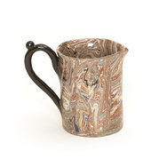 Marbleised Jug - End of Day Ware