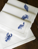 Nautical Napkins - Set of 4