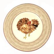 Set of 4 Plates - Bocage