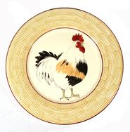 Set of 4 Plates - Paille