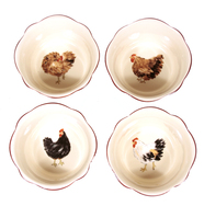 Set of 4 Ramekins - Bocage
