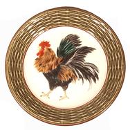 Set of 4 Soup Bowls - Bronze