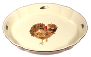 Oval Serving Dish - Bocage