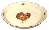 Oval Serving Dish - Bocage