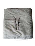 Pair of Ski Bath Towels