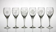 Marine Life Wine Goblets