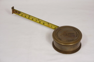 Measuring Tape in Brass