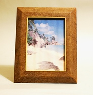 Shagreen Photo Frames