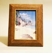 Shagreen Photo Frames