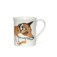 Set of 4 Fox Mugs