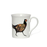 Set of 4 Pheasant Mugs