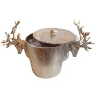 Stag's Head Ice Bucket