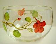 Nasturtium Salad Bowl