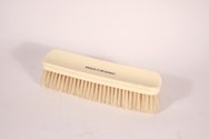 Faux Ivory Clothes' Brush