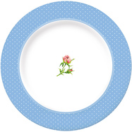 English Garden Dinner Plate - Set of 6