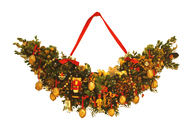 Advent Calendar in shape of Garland