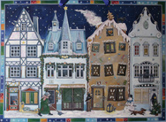 Advent Calendar of Street Scene