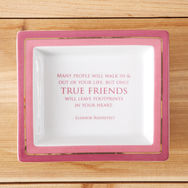 True Friends - Porcelain Vide Poche