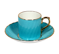 Harlequin Coffee Cups - Set of 6