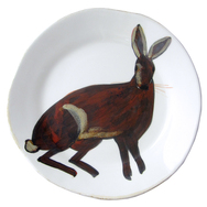 Hare Table Plate - Set of 4