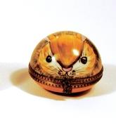 Limoges Rabbit Pill Box