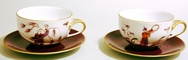 \'Divertimenti\' Breakfast Cup & Saucer