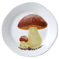 Mushroom Plates - Set of 4