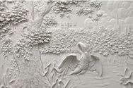 Plasterwork Panel
