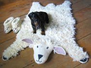 Shirley The Sheep Rug