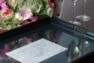 Wedding Invitation Tray