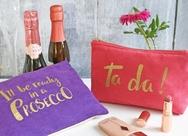 Ta Da Cosmetic Bag
