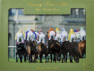Chantilly Racecourse - Glass Worktop Saver