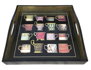 Tea Cup Tray