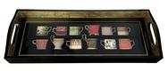 Tea Cup Bar Tray