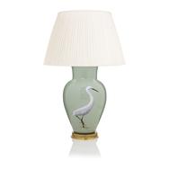 Egret Lamp