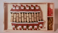 Box of Christmas Card Pegs
