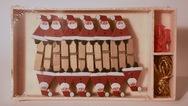 Box of Christmas Card Pegs