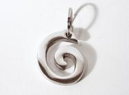 Spiral Key Ring