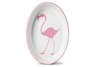 Flamingo Oval Ovenware Dish