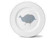 Guinea Fowl Dinner Plate