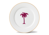 Palm Tree Side Plate